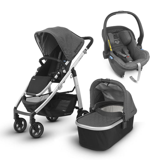 UPPAbaby CRUZ Travel System Jordan