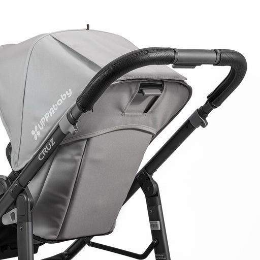 UPPAbaby CRUZ Leather Handlebar Cover - Pushchair Expert