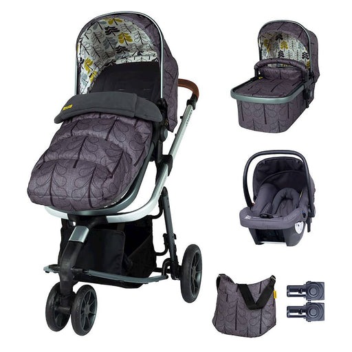 Cosatto Giggle 3 Marvellous Bundle with Hold Car Seat - Fika Forest