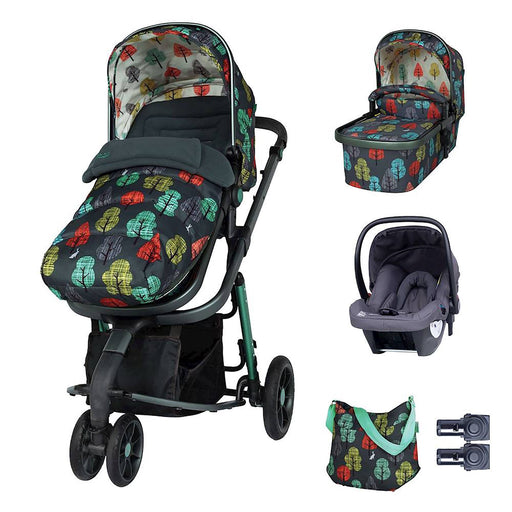 Cosatto Giggle 3 Marvellous Bundle with Hold Car Seat - Hare Wood