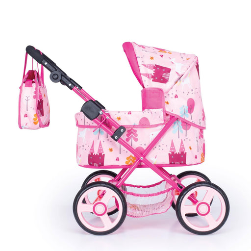 Cosatto Cabi Dolls Pram - Unicorn Land