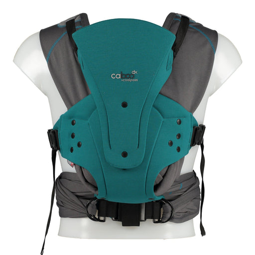 Close Caboo DX+ Coolpass - Teal - Pushchair Expert