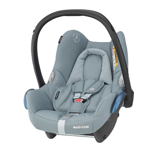 Maxi-Cosi CabrioFix Group 0+ infant car seat - Essential Grey - Pushchair Expert