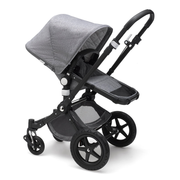 Bugaboo Cameleon3 Classic (Grey Melange on Black Chassis)