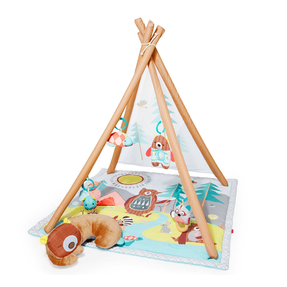 Skip Hop Camping Cubs Activity Gym - Pushchair Expert