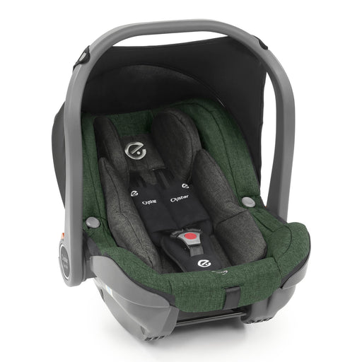 BabyStyle Oyster 3 Capsule i-Size infant car seat - Alpine Green - Pushchair Expert