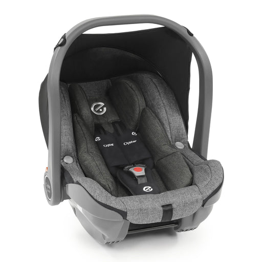 BabyStyle Oyster 3 Capsule i-Size infant car seat - Mercury - Pushchair Expert