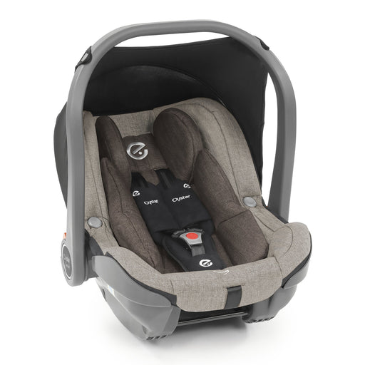 BabyStyle Oyster 3 Capsule i-Size infant car seat - Pebble - Pushchair Expert
