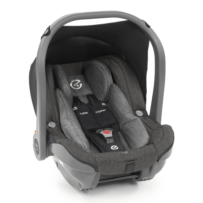 BabyStyle Oyster 3 Capsule i-Size infant car seat - Pepper - Pushchair Expert