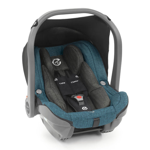 BabyStyle Oyster 3 Capsule i-Size infant car seat - Regatta - Pushchair Expert