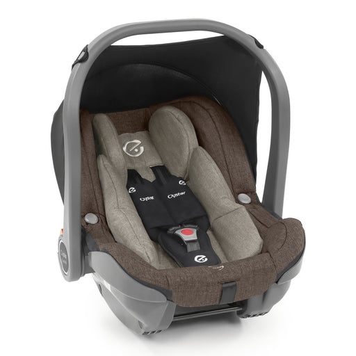 BabyStyle Oyster 3 Capsule i-Size infant car seat - Truffle - Pushchair Expert