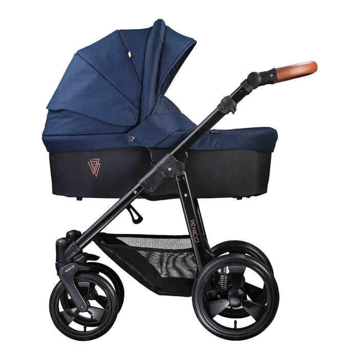 Venicci Gusto 3-in-1 Travel System Navy