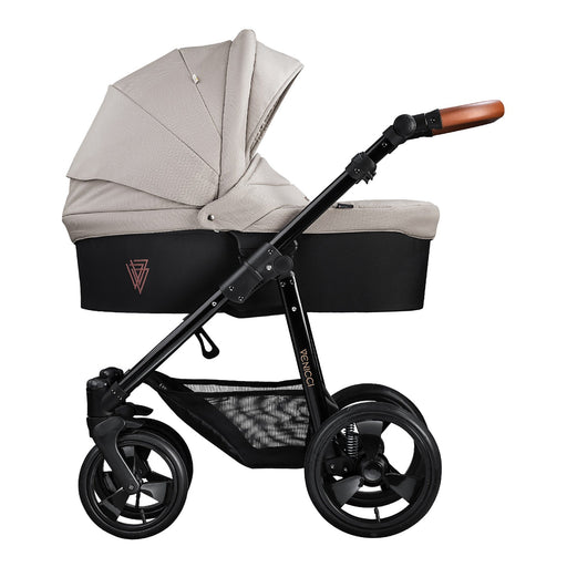 Venicci Gusto 3-in-1 Travel System Cream - Pushchair Expert