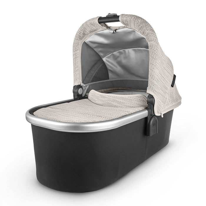 UPPAbaby Vista/Cruz Carrycot (2020) - Sierra - Pushchair Expert