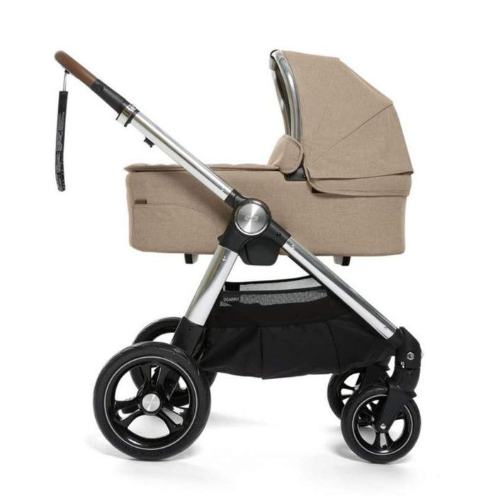Mamas & Papas Ocarro Travel System - Essentials Kit - Cashmere - Pushchair Expert