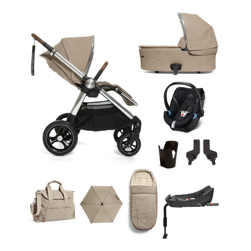 Mamas & Papas Ocarro Travel System - Complete Kit - Cashmere - Pushchair Expert