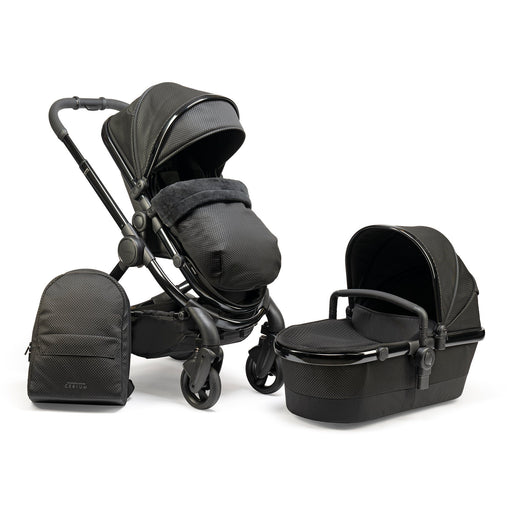 iCandy Peach Designer Collection Pushchair and Carrycot - Cerium - Pushchair Expert