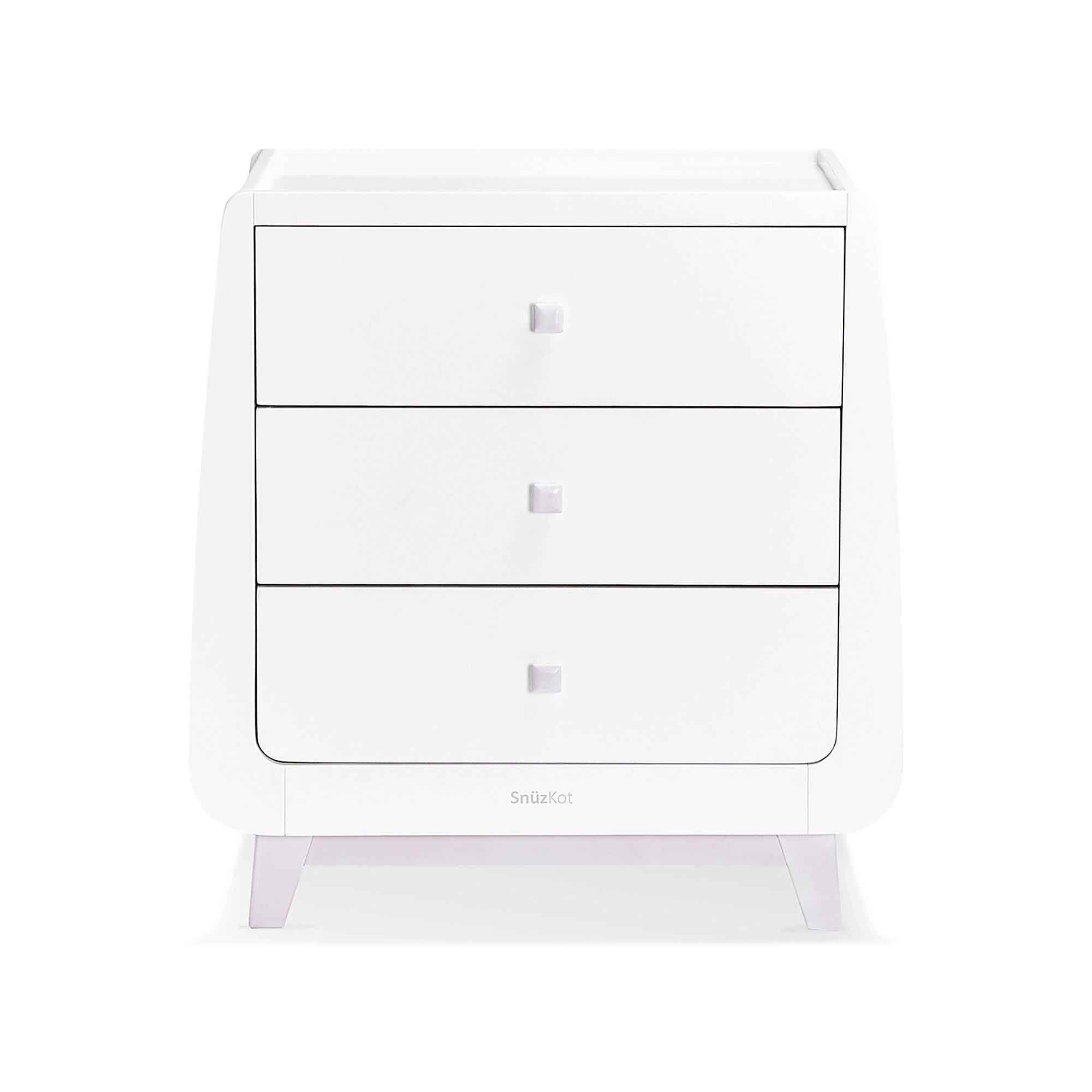 SnuzKot Luxe Changing Unit - Whitewash