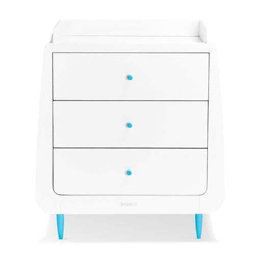 SnuzKot Skandi Changing Unit - Blue