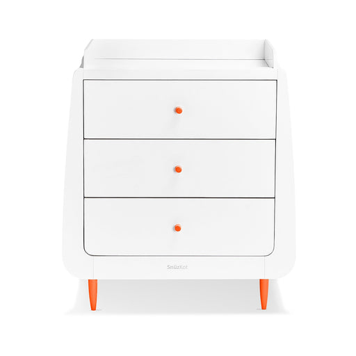 SnuzKot Skandi Changing Unit - Orange