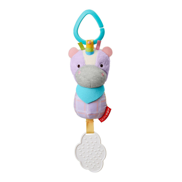 Skip Hop Chime Buddies - Unicorn - Pushchair Expert