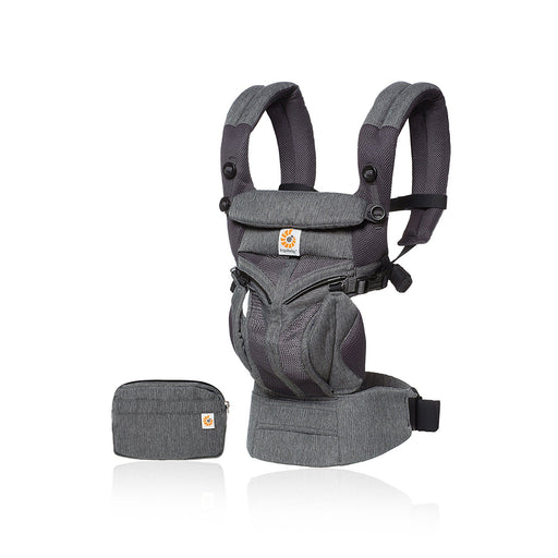 Ergobaby Omni 360 Baby Carrier Cool Air Mesh - Classic Weave - Pushchair Expert