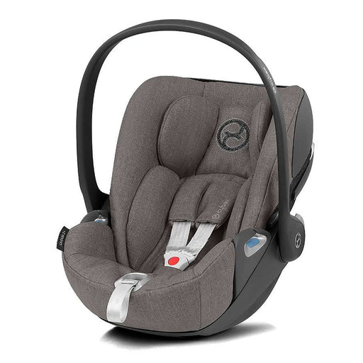 Cybex Cloud Z i-Size PLUS infant car seat - Soho Grey - Pushchair Expert