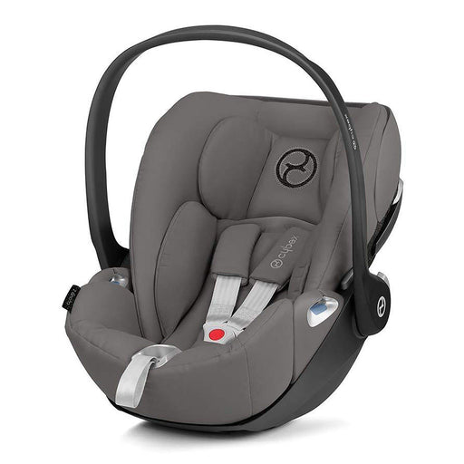 Cybex Cloud Z i-Size infant car seat - Soho Grey - Pushchair Expert