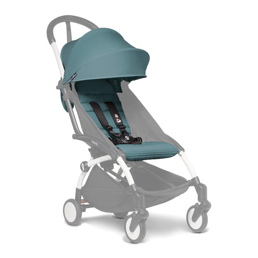 Babyzen YOYO 2 Colour Pack - Aqua - Pushchair Expert