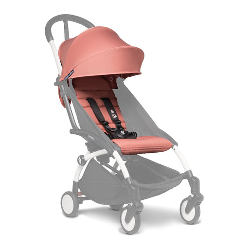 Babyzen YOYO 2 Colour Pack - Ginger - Pushchair Expert