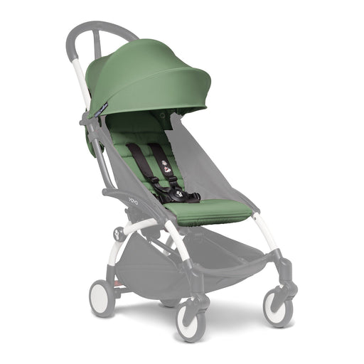 Babyzen YOYO 2 Colour Pack - Peppermint - Pushchair Expert