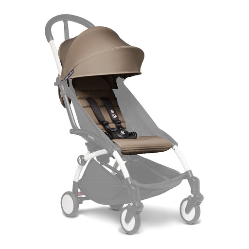 Babyzen YOYO 2 Colour Pack - Taupe - Pushchair Expert