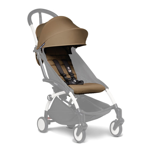 Babyzen YOYO 2 Colour Pack - Toffee - Pushchair Expert