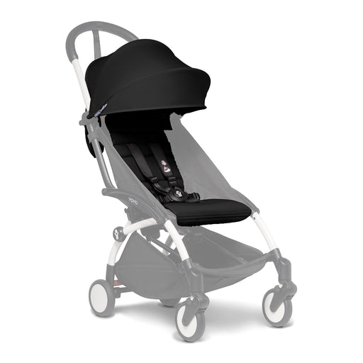 Babyzen YOYO 2 Colour Pack - Black - Pushchair Expert