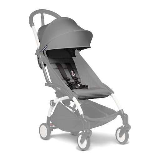 Babyzen YOYO 2 Colour Pack - Grey - Pushchair Expert