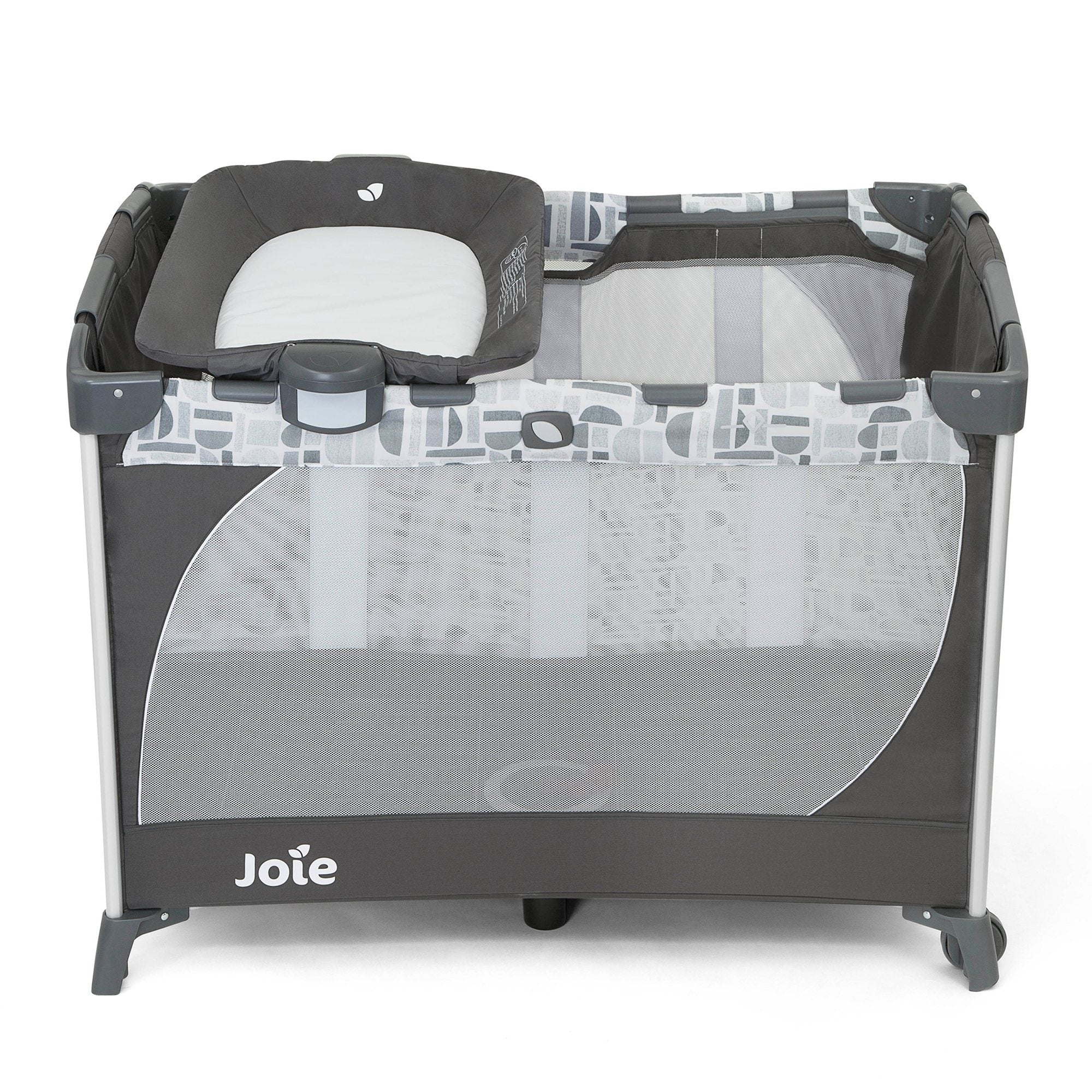 Joie Commuter Change travel cot - Logan - Pushchair Expert