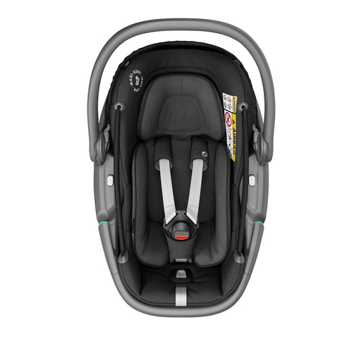 Maxi-Cosi Coral i-Size Infant Car Seat - Essential Black - Pushchair Expert