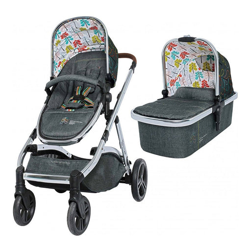 Cosatto Wow XL Travel System - Pushchair Expert