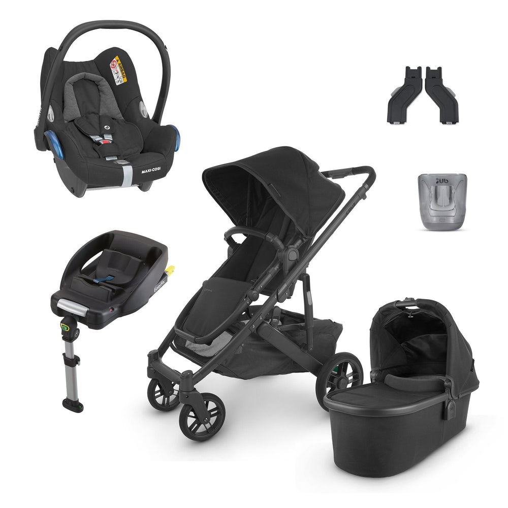 UPPAbaby CRUZ V2 (2020) 6-piece bundle - Jake - Pushchair Expert