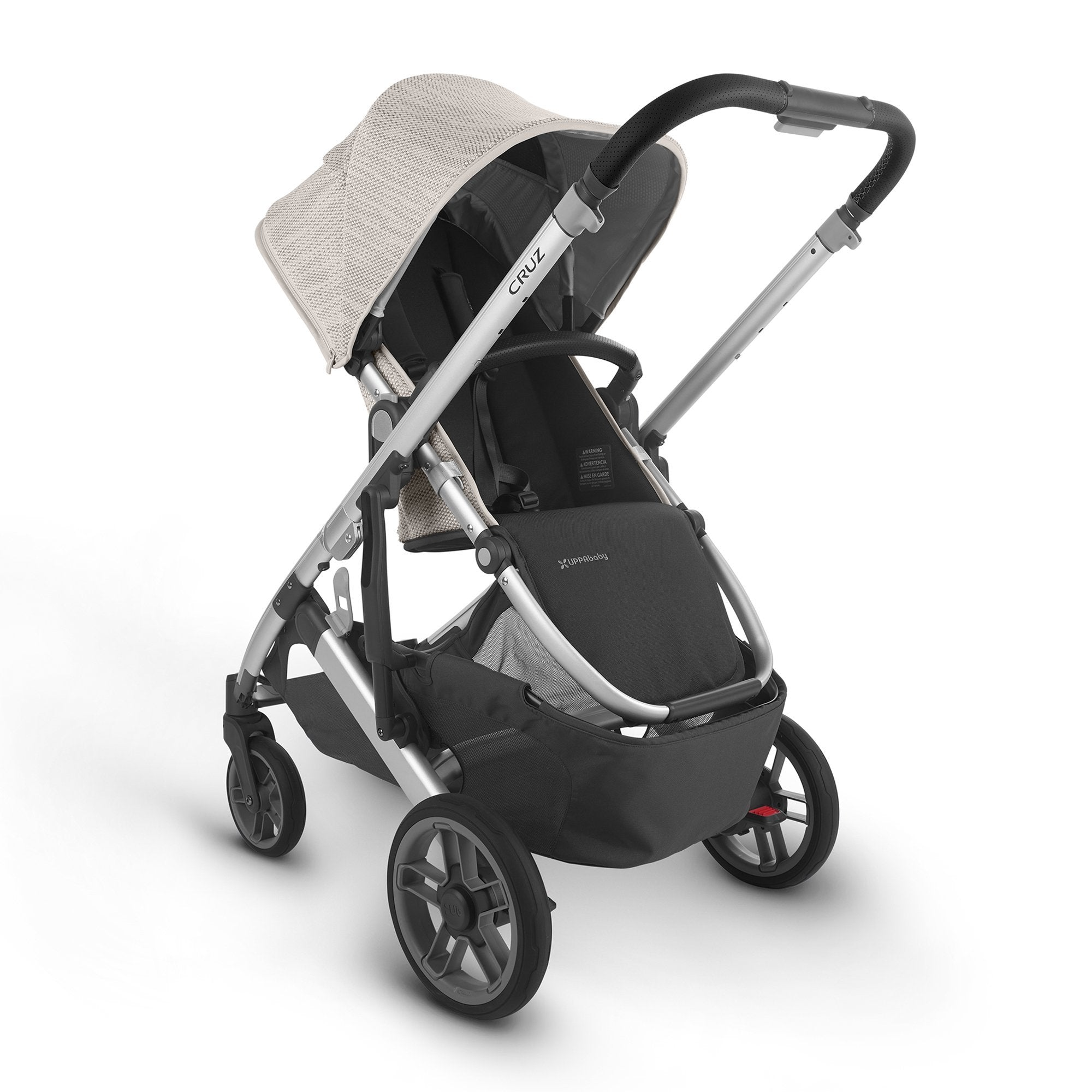UPPAbaby CRUZ V2 (2020) with carrycot - Sierra - Pushchair Expert