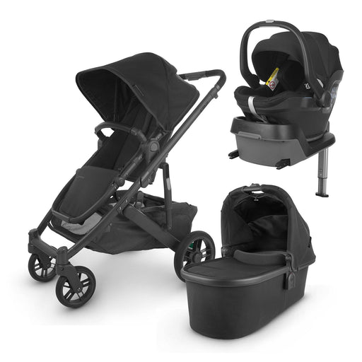 UPPAbaby CRUZ V2 (2020) i-Size Travel System - Jake - Pushchair Expert