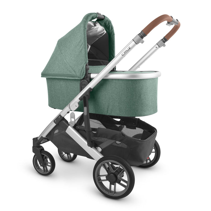 UPPAbaby CRUZ V2 (2020) i-Size Travel System - Emmett - Pushchair Expert