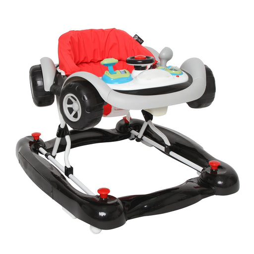 My Child Coupe Walker - Black - Pushchair Expert