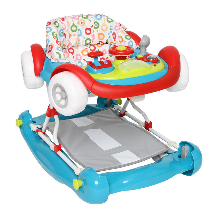 My Child Coupe Walker - Multi - Pushchair Expert