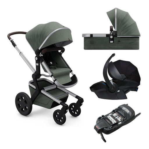 Joolz Day 3 Travel System Marvellous Green
