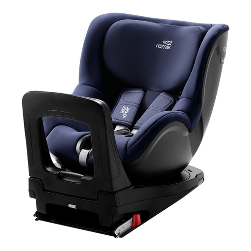 Britax Römer Dualfix i-Size car seat - Moonlight Blue