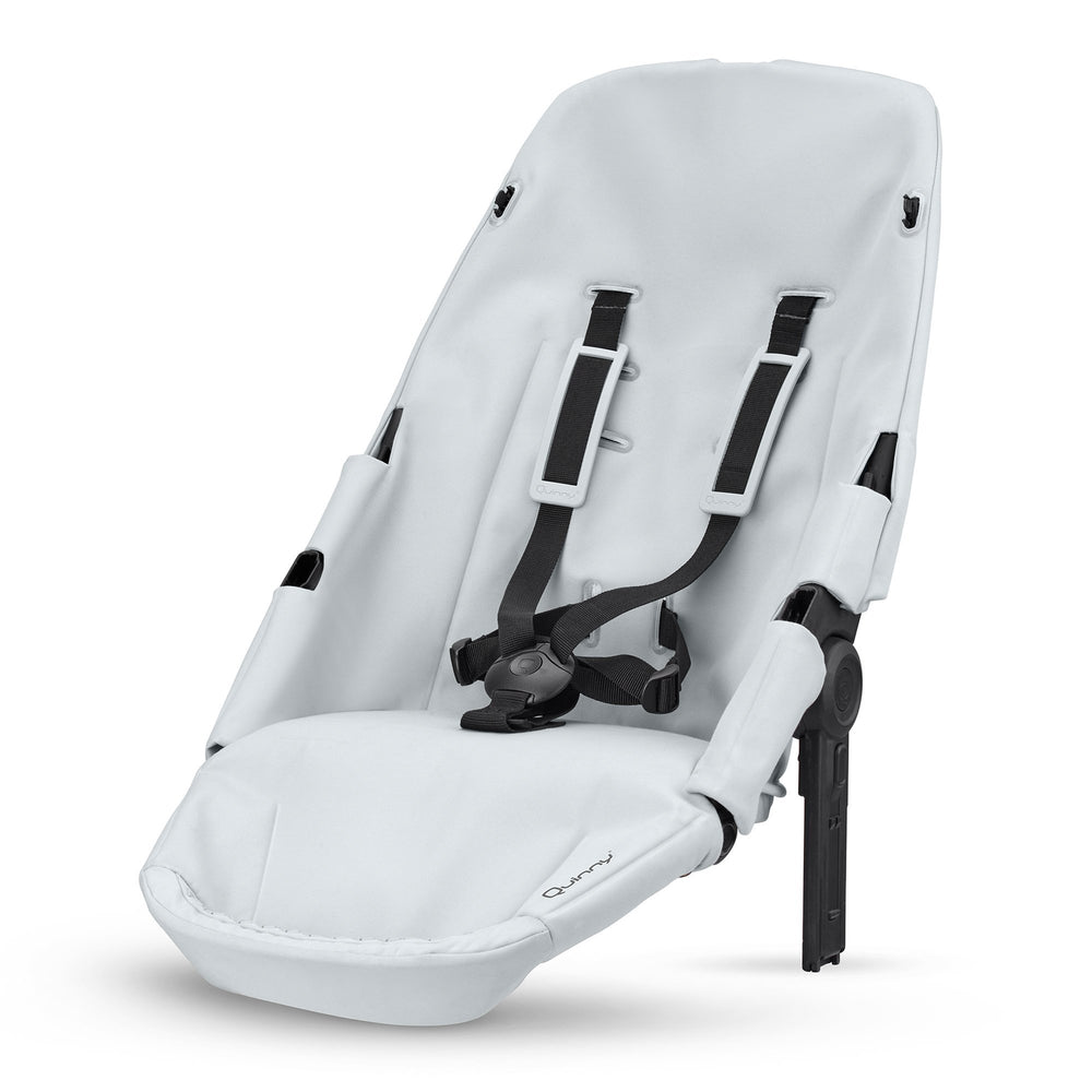 Quinny Hubb Duo Seat Grey - Pushchair Expert