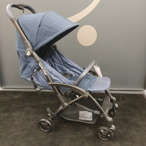 EX-DISPLAY Maxi-Cosi Laika - Nomad Blue - Pushchair Expert