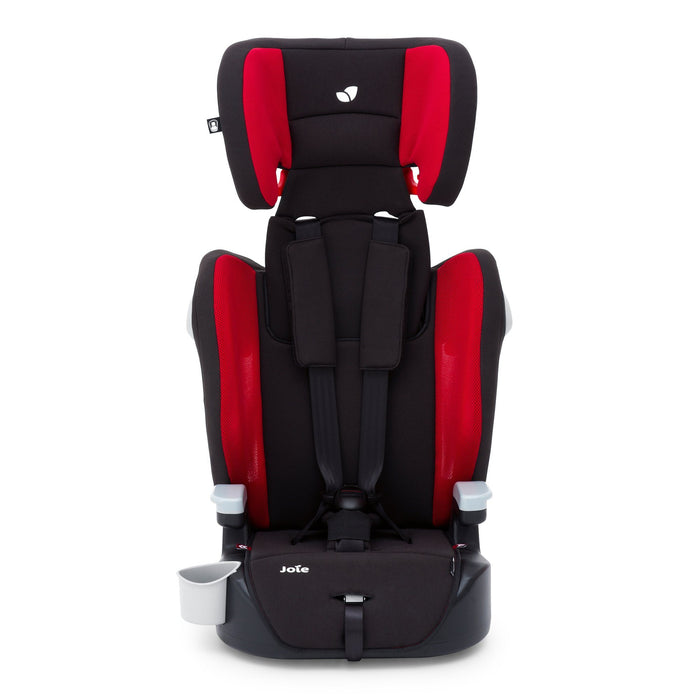 Joie Elevate Group 1/2/3 car seat - Cherry (red) - Pushchair Expert