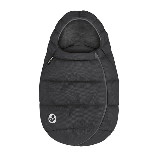Maxi-Cosi Infant Carrier Footmuff - Essential Black - Pushchair Expert
